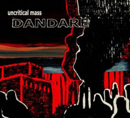 Cover DanDare mini-CD