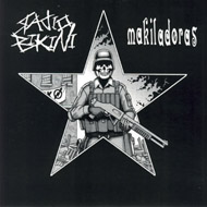Cover Makiladoras / Radio Bikini split 7inch
