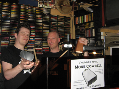 Foto More Cowbell